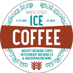 Ice Coffee Decal