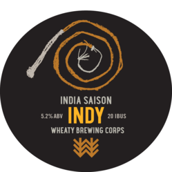 Indy Decal