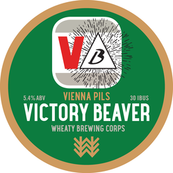 Victory Beaver Decal