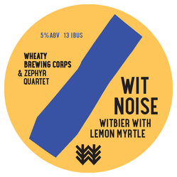 Wit Noise Decal