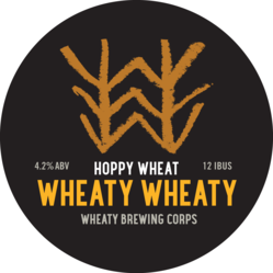 Wheaty Wheaty Decal