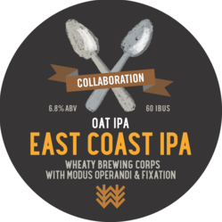 East Coast IPA Decal