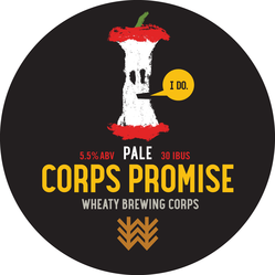 Corps Promise Decal